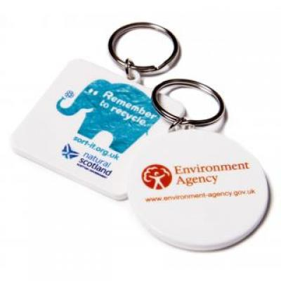 Image of Freshers University Recycled Keyring