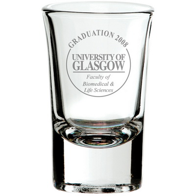 Image of Flared Top Shot Glass