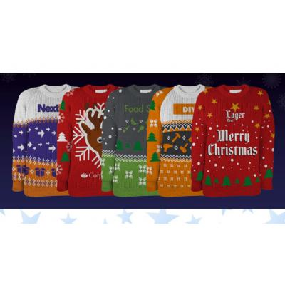 Image of Promotional Christmas Jumpers