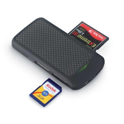 Image of Carbon fibre all in 1 card reader