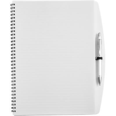 Image of A4 Spiral notebook