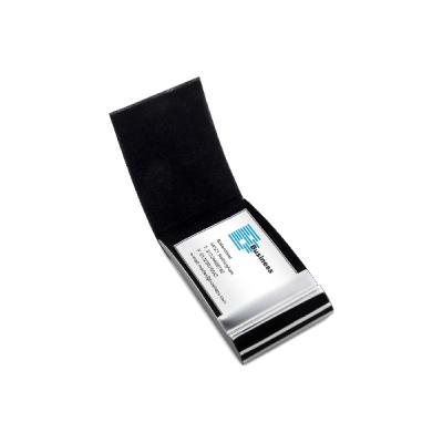 Image of Metal business card holder