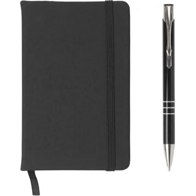 Image of Notebook and ballpen set
