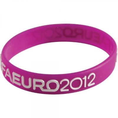 Image of Raised Profile Silicone Wrist Bands
