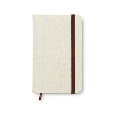 Image of A6 Notebook Canvas Covered