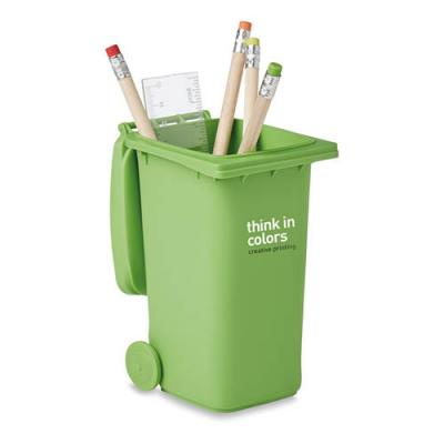 Image of Wheelie bin pen holder