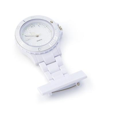 Image of ABS nurse watch with silver and white coloured digits