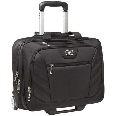 Image of Lucin 17'' wheelded briefcase