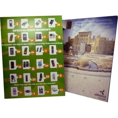 Image of Traditional Promotional Advent Calendar