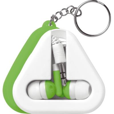 Image of Earphones case with keyring