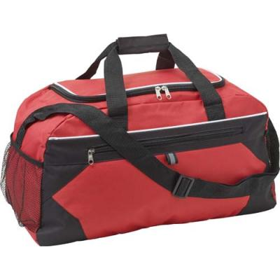 Image of Sports bag made from 600D polyester