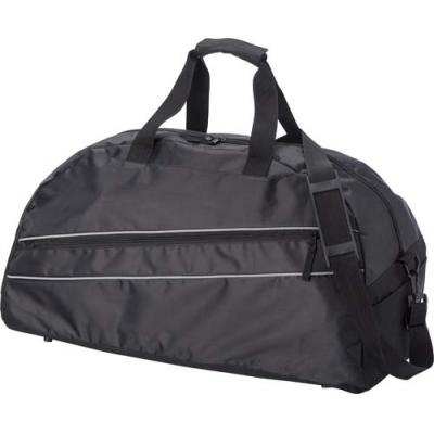 Image of Sports bag with reflective piping
