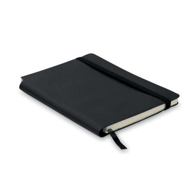 Image of Notebook Pu Cover Lined Paper