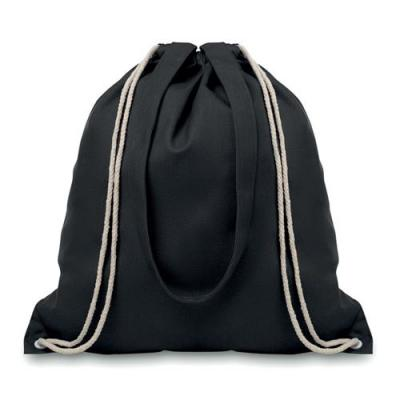 Image of Drawstring And Handles Bag