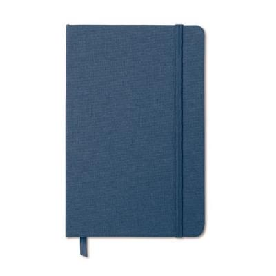 Image of Two Tone Fabric Cover Notebook