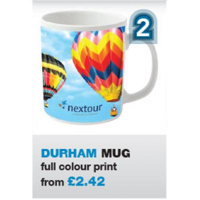 Image of 2. The Six in 6 Full Colour Mug