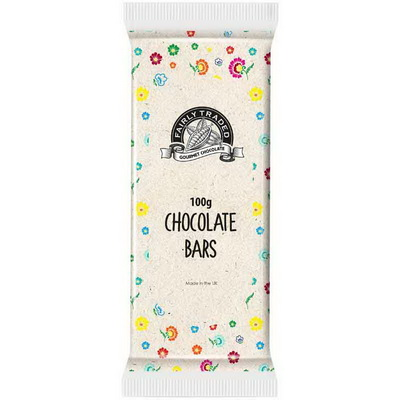 Image of Flow Wrapped Chocolate Bar