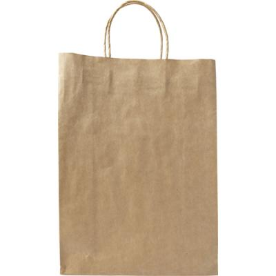 Image of Paper bag,'large'.