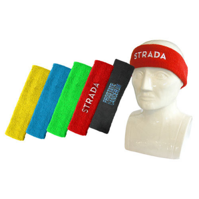 Image of Embroidered Head Sweatbands