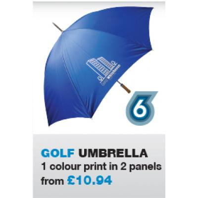 Image of 6. The Six in 6 Umbrella