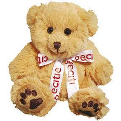 Image of 5 inch Dexter Bear with Neck Bow