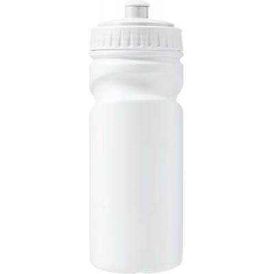 Image of Plastic drinking bottle (500ml)
