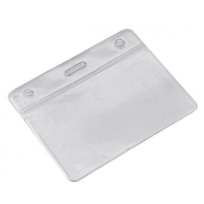 Image of Clear PVC Cardholders