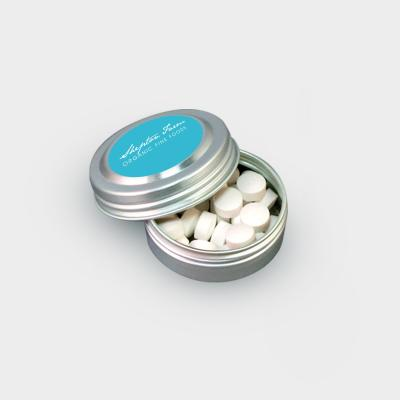 Image of Mini Mints - recycled aluminium pot