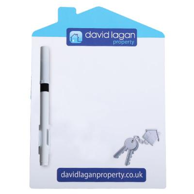 Image of Card  Dry Wipe Memo Board