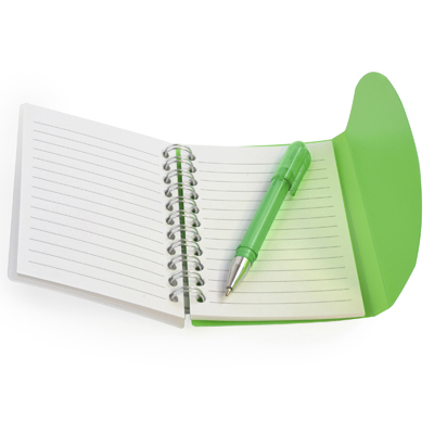 Image of A7 Spiral Notebook