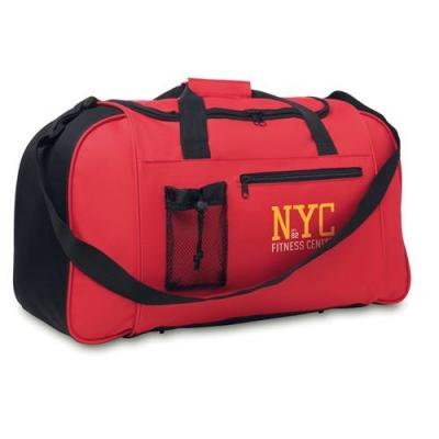 Image of 600D sports bag