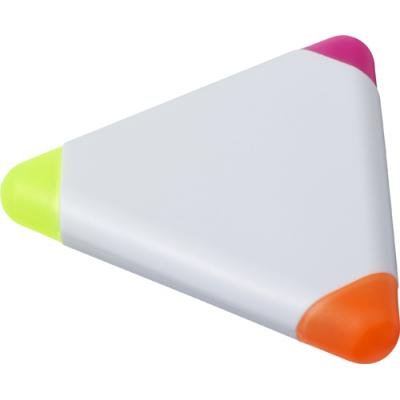 Image of ABS triangular highlighter