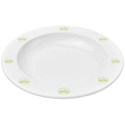 Image of Pax round plastic plate